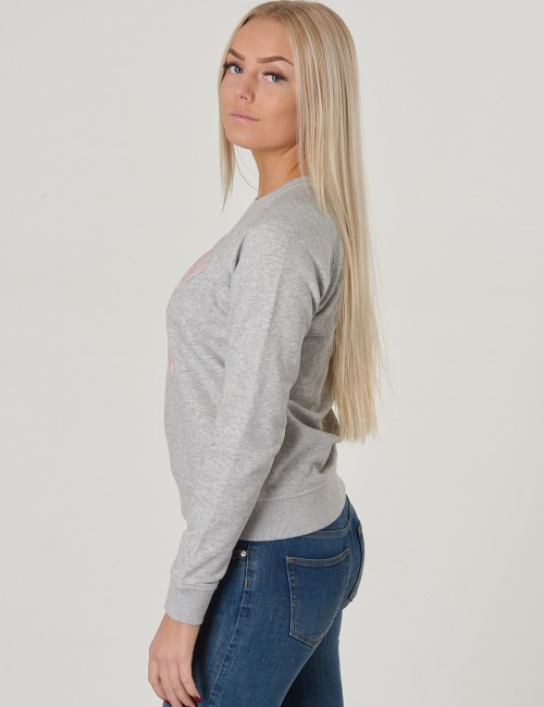 Gant barnkläder - TG. WINTER LOGO C-NECK SWEAT
