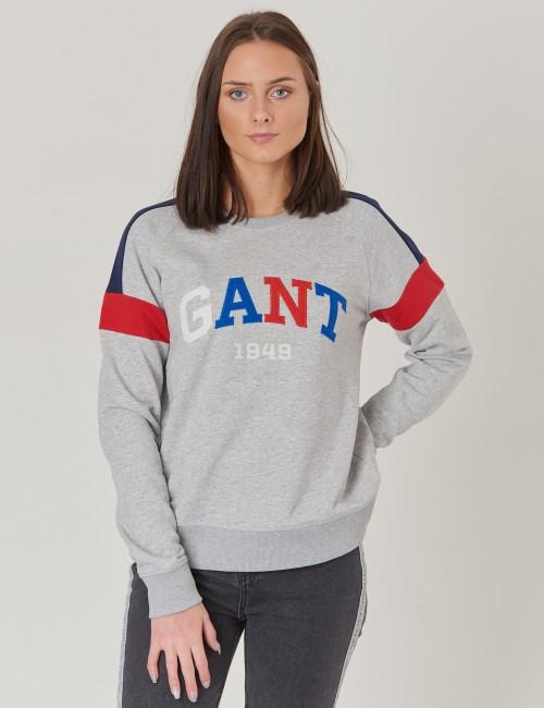 Gant - TB. GANT COLOR C-NECK SWEAT
