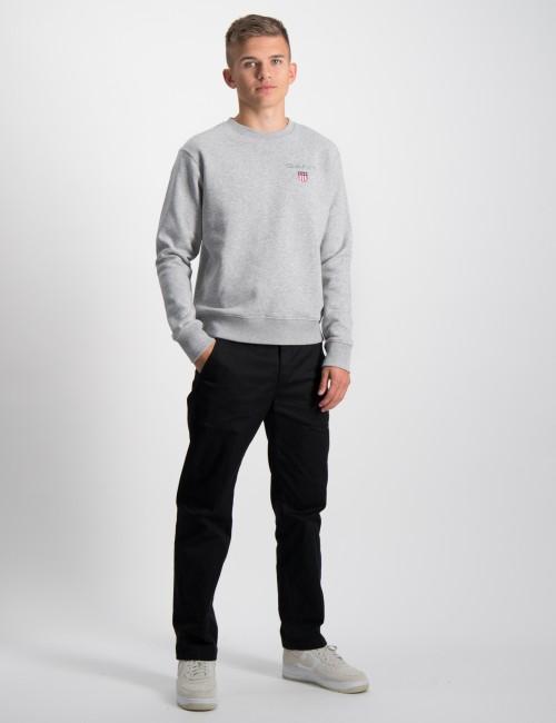 Gant barnkläder - MEDIUM SHIELD SWEAT C-NECK