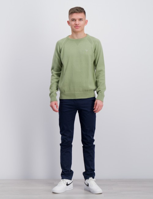 Gant - CASUAL COTTON CREW