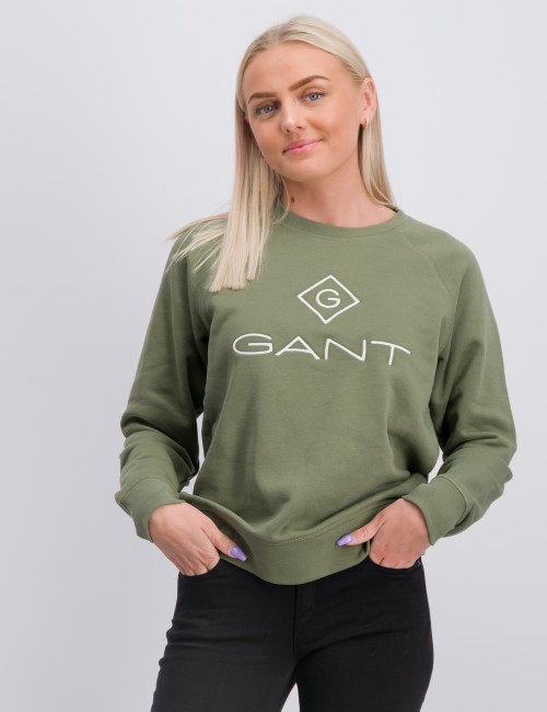 Gant - GANT LOCK-UP SWEAT C-NECK