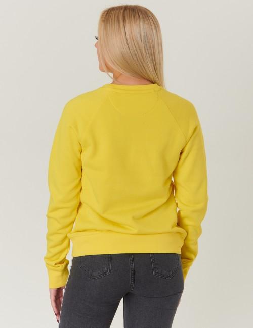 Gant barnkläder - D1.  GANT SHIELD LOGO SWEAT C-NECK