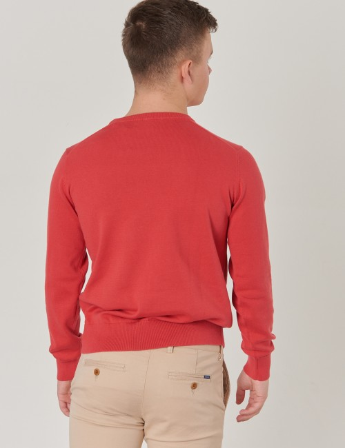 Gant barnkläder - D1. LT WT COTTON CREW