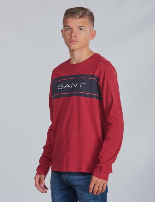 D1. . GANT ARCHIVE LS T-SHIRT