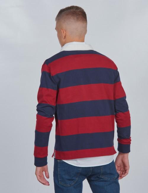 Gant barnkläder - D1. GANT ORIGINAL BARSTRIPE HR