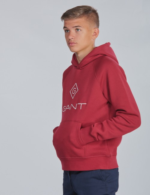 Gant - LOCK-UP SWEAT HOODIE