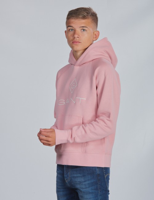 Gant barnkläder - LOCK-UP SWEAT HOODIE