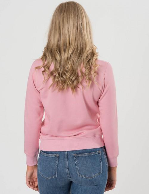 Gant barnkläder - OVERSIZED BÅSTAD C-NECK