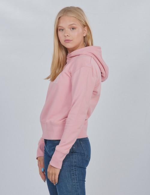 Gant barnkläder - D1. GANT CROPPED HOODIE