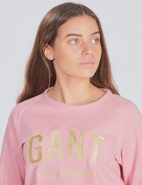 Gant - SHINY GANT C-NECK SWEAT