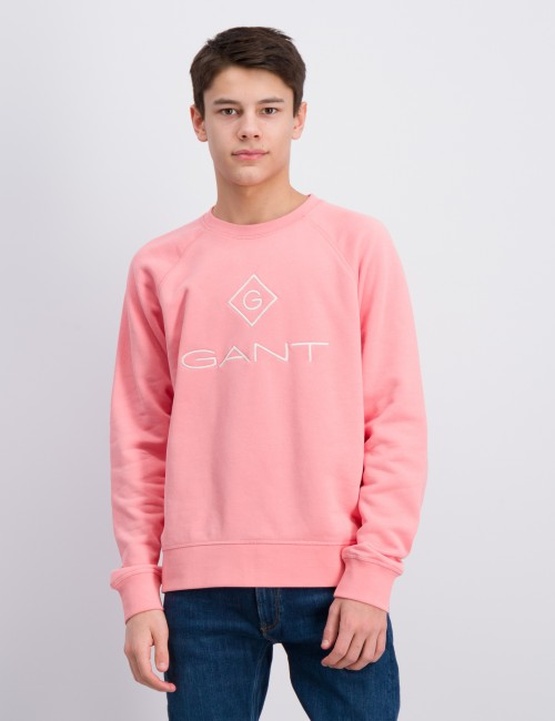 Gant barnkläder - GANT LOCK-UP SWEAT C-NECK
