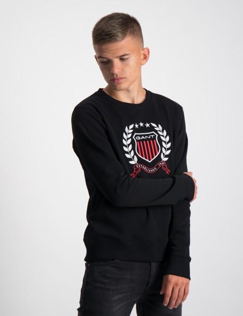 Gant barnkläder - CREST C-NECK