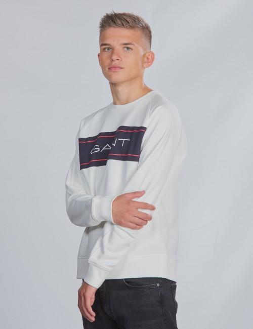 Gant - ARCHIVE C-NECK SWEAT