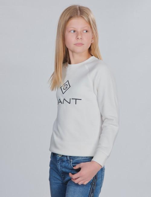 Gant barnkläder - LOCK-UP CREWNECK