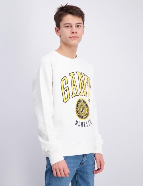 Gant - GANT VARSITY C-NECK SWEAT