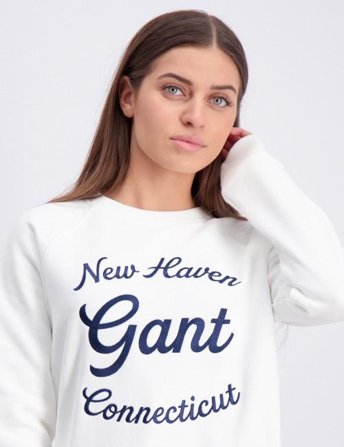 Gant - GANT SCRIPT C-NECK SWEAT