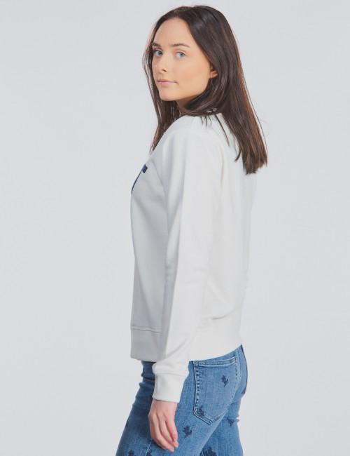 Gant barnkläder - GANT CASUAL C-NECK SWEAT