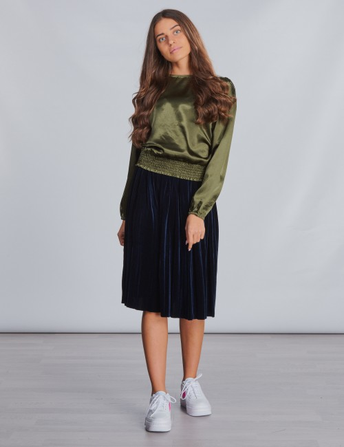 Grunt barnkläder - Abilene Skirt