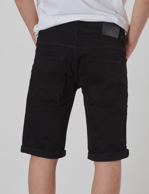 Grunt barnkläder - Space Black Shorts