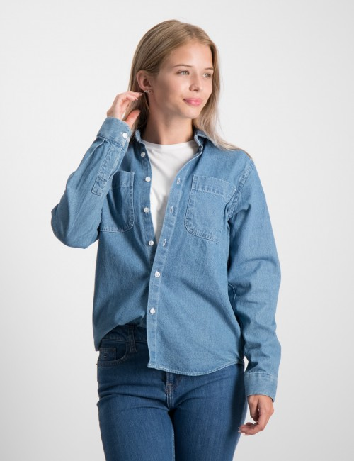 Nicki Denim Shirt