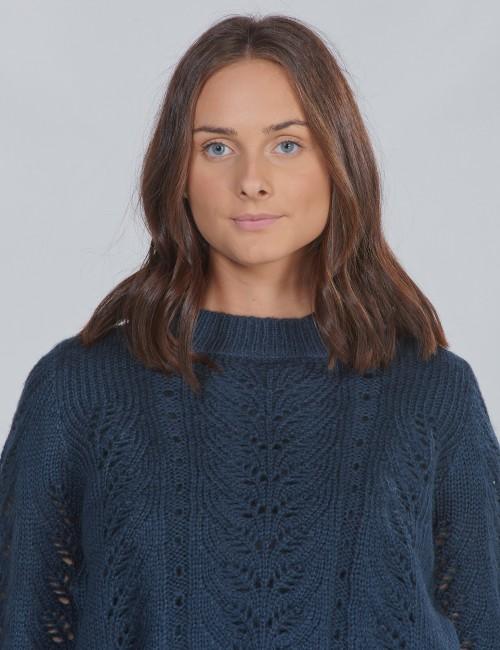 Grunt barnkläder - Liva Knit