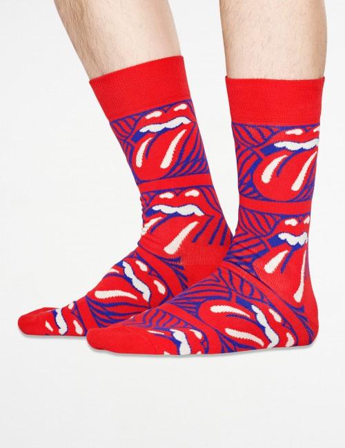 Happy Socks barnkläder - Rolling Stones Stripe Me Up Sock