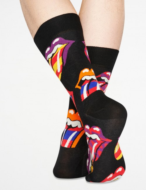 Happy Socks barnkläder - Rolling Stones Out Of Control Sock