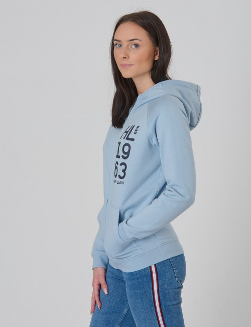 Henri Lloyd - 1963 Graphic BB Zip Through Hoodie