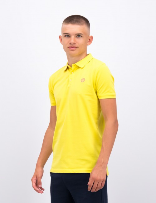 POP COLLAR POLO