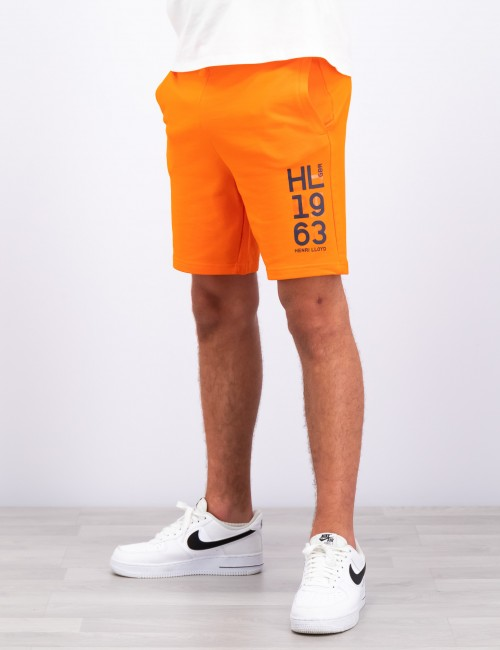 GARMENT LB DYED SWEAT SHORTS