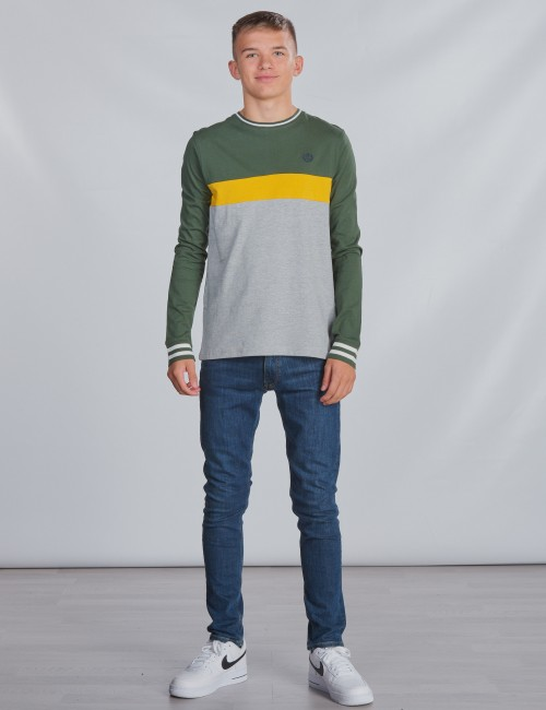 Henri Lloyd barnkläder - Cut and Sew LS T-shirt