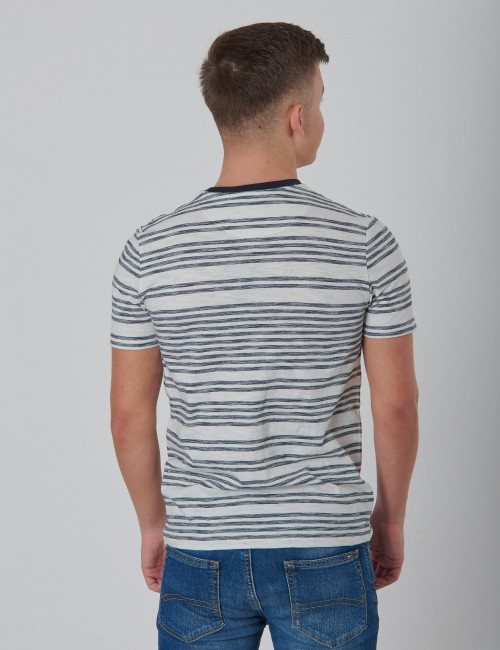 Henri Lloyd barnkläder - YD Striped T-Shirt