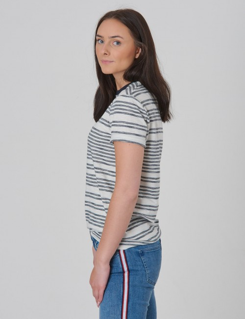 Henri Lloyd barnkläder - YD Striped T-Shirt