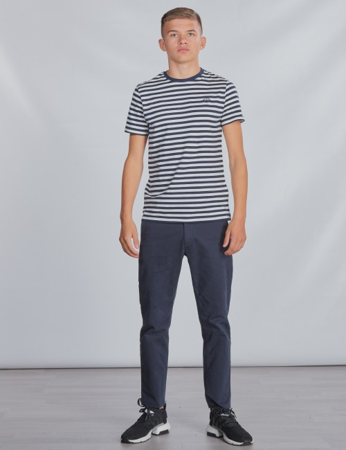 Henri Lloyd barnkläder - Even Stripe SS T-Shirt