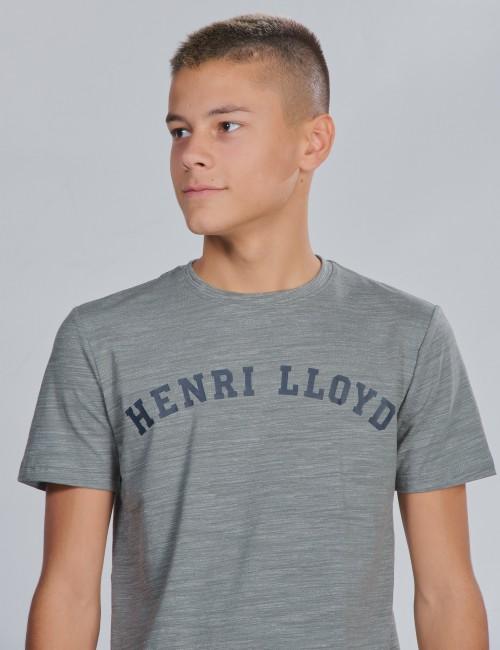 Henri Lloyd barnkläder - Marl logo t-shirt