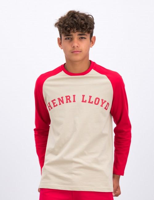 Henri Lloyd barnkläder - LS RAGLAN T-SHIRT