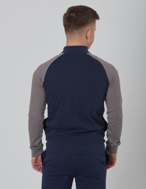 Henri Lloyd barnkläder - LB Funnel Neck Zip Through