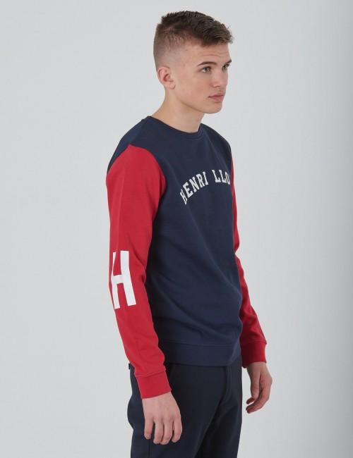 Henri Lloyd barnkläder - BB Dropped Shoulder Crew Sweat