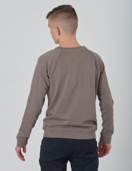 Henri Lloyd barnkläder - LB Garment Dyed Crew Sweat