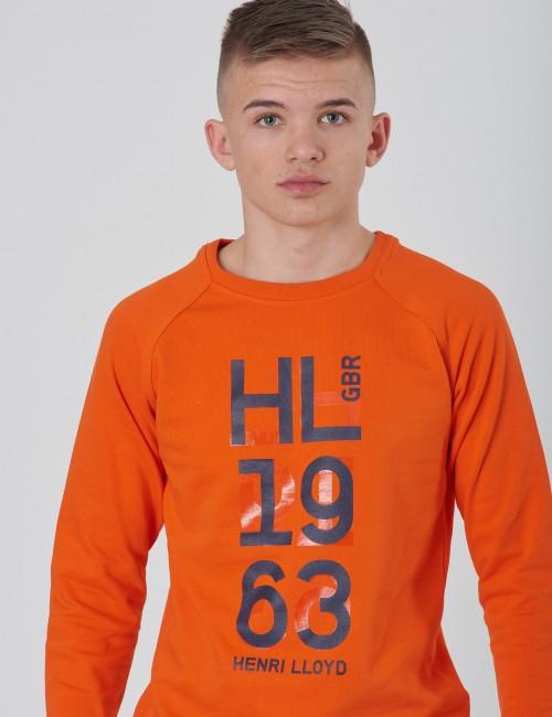 Henri Lloyd barnkläder - LB 1963 Graphic Crew Sweat
