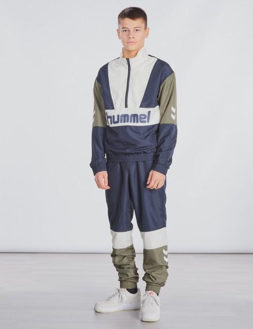 Hummel barnkläder - hmlSNOOP HALF ZIP JACKET