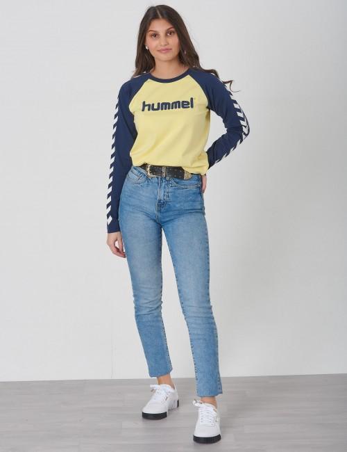 Hummel - BOYS T-SHIRT L/S