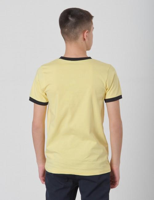 Hummel - YELLOW T-SHIRT S/S