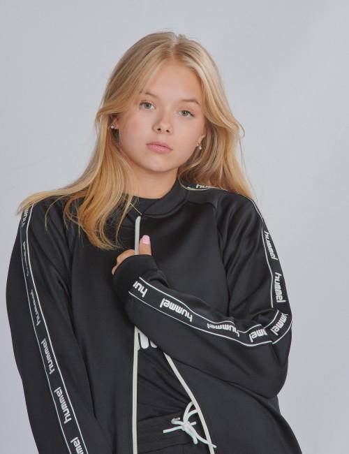 Hummel barnkläder - hmlJULIO ZIP JACKET
