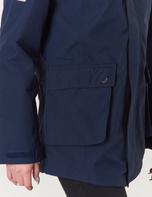 Jack Wolfskin barnkläder - G ELK ISLAND 3IN1 PARKA