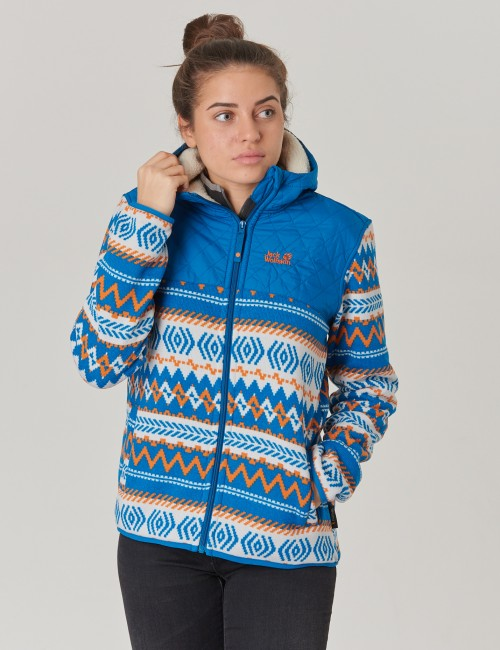 Jack Wolfskin - NORDIC HOODED JACKET