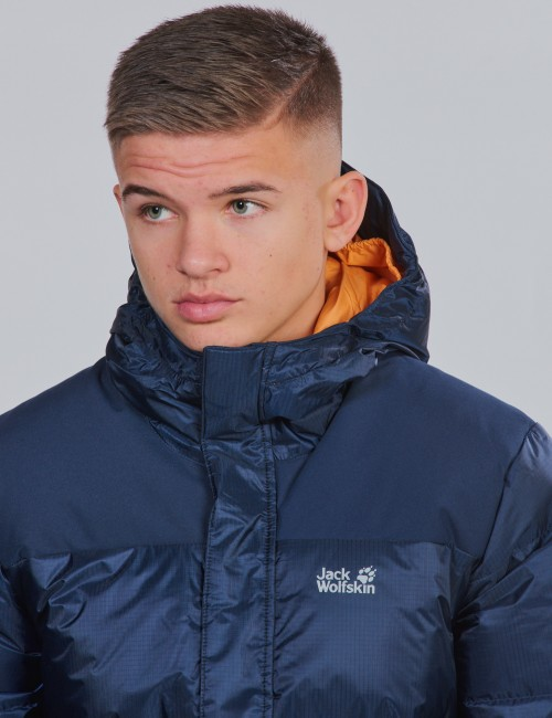 Jack Wolfskin - MOUNT COOK JACKET KIDS
