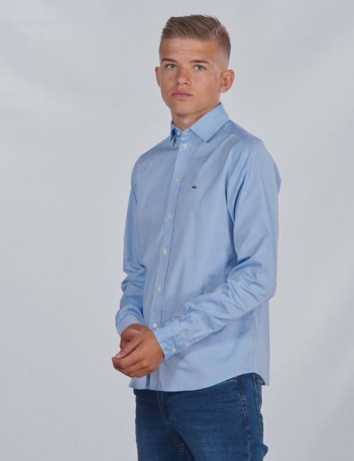 Lacoste - WOVEN SHIRTS