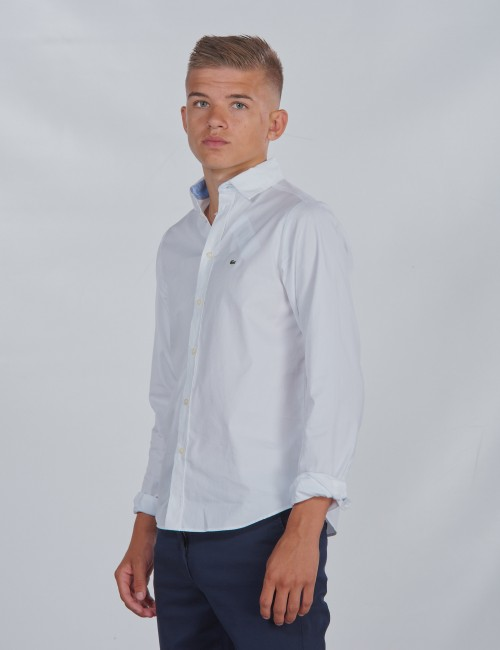 Lacoste barnkläder - WOVEN SHIRTS