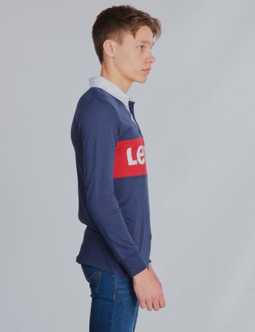 Levis barnkläder - L/S Box Tab Rug